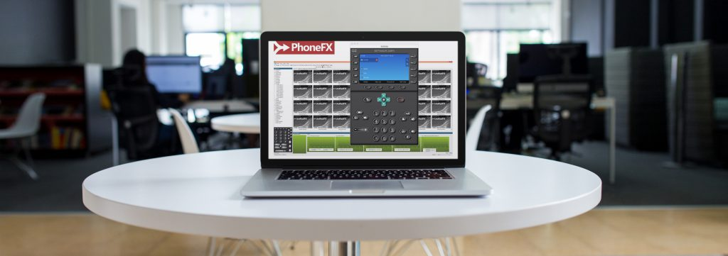 PhoneFX - Single Phone Remote Control Tool for Cisco Phones